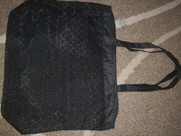Torba nova plus komplet uz nju mala torba,providne kao cipkaste