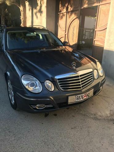 Bakı şəhərində Mercedes-Benz E 220 2009