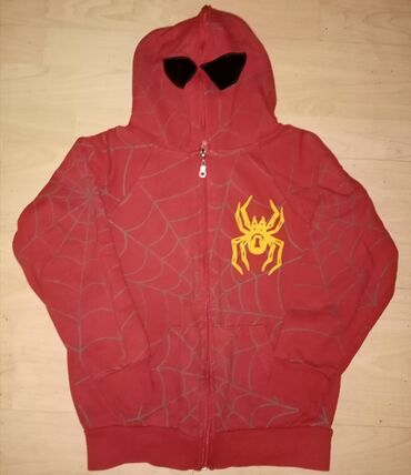 Spiderman duks vel. 128