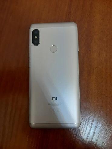 Электроника - Кунтуу: Xiaomi Redmi Note 5 | 32 ГБ | Золотой | Сенсорный, Отпечаток пальца, Две SIM карты