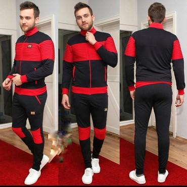Мужская одежда в Кок-Ой: Спортивные костюмы Armani