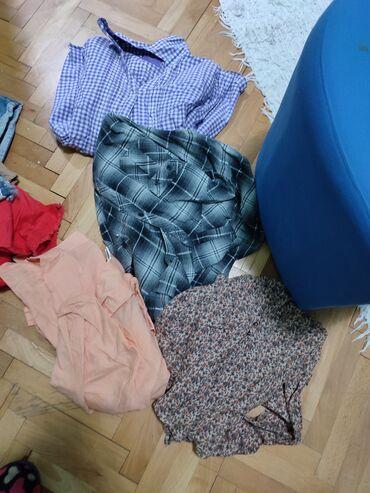 Mix garderobe na dzak. Od S-XL. Mesano,letnje,jesenje