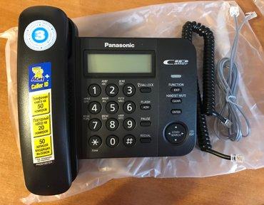 Продаю телефон Panasonic KX-TS2356CA. Новый аппарат.  Полная в Бишкек