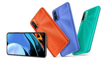 📱 Xiaomi Redmi 9T 128GB💰 Qiymət - 399 AZN📝 1 il Rəsmi zəmanətli☑️