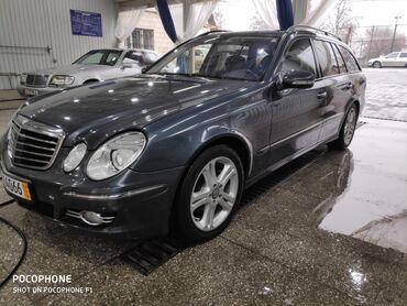 Mercedes-Benz E 280 3 л. 2008   310000 км