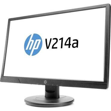 мониторы hp в Азербайджан: HP V214a 20.7-inch Display  12 ay zemanet