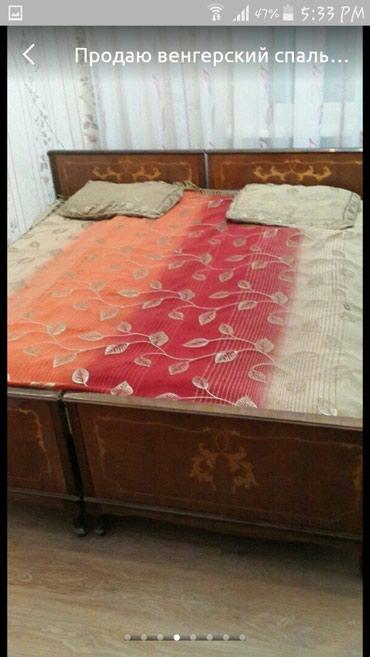 Продаю 2-х спальнюю кровать .Можно в Бишкек
