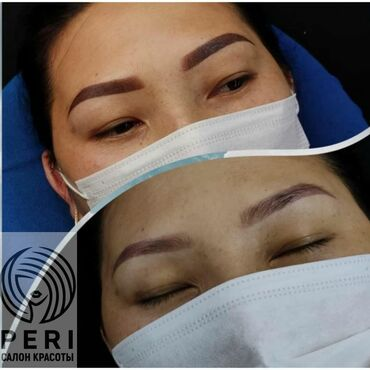 делаем макияж и причёску в Кыргызстан: ПЕРМАНЕНТНЫЙ макияж бровей  Акварельные губы Стрелка  АКЦИЯ в честь от
