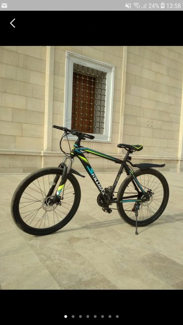 Продаю новый фирменный велосипед SKILLMAX в Бишкек