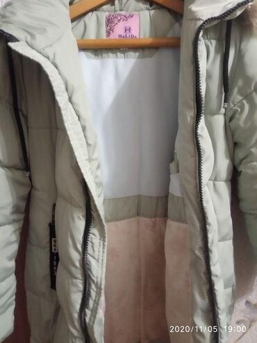 Продаю подростковое теплое пальто в хорошем состоянии на девочку 13-14