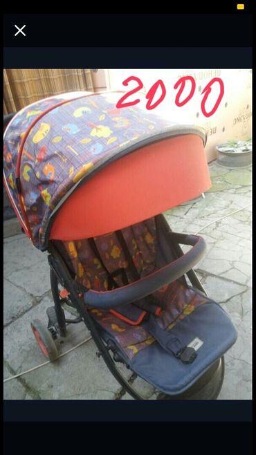 Коляски в Беловодское: Продаю коляску детскую и стульчик д/кормления
