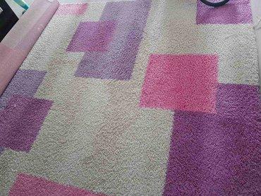Ostalo za kuću | Pirot: Prodajem tepih polovan u odlicnom stanju