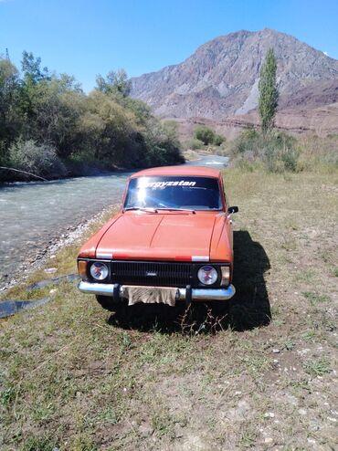 Москвич - Кыргызстан: Москвич 412 1.5 л. 1984 | 100 км