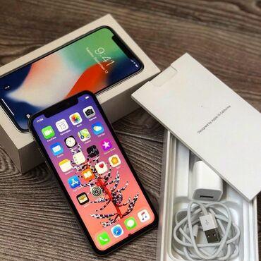 Мобильные телефоны и аксессуары - Азербайджан: IPhone X | 256 ГБ | Белый Б/У