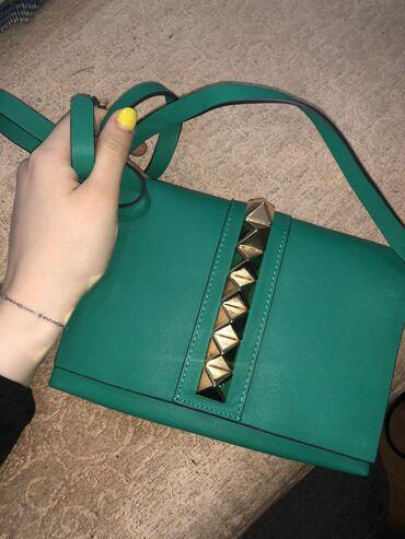 Новая сумка (кожа)