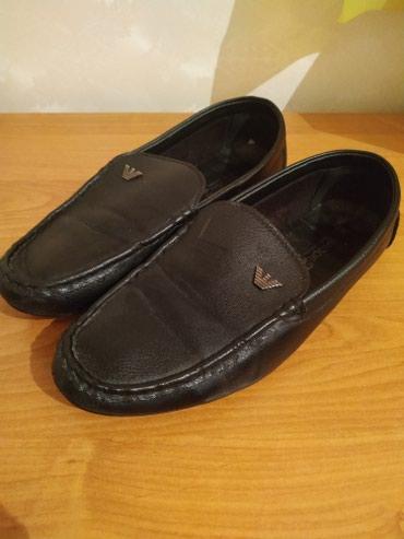 38-размер-туфли в Кыргызстан: Б/у туфли-макасы. Состояние очень хорошее. 38 размер. Носили всего