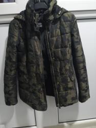 Zimske jakne modeli - Srbija: Ženska strukirana zimska jakna, militari model, ja sam nosila i na