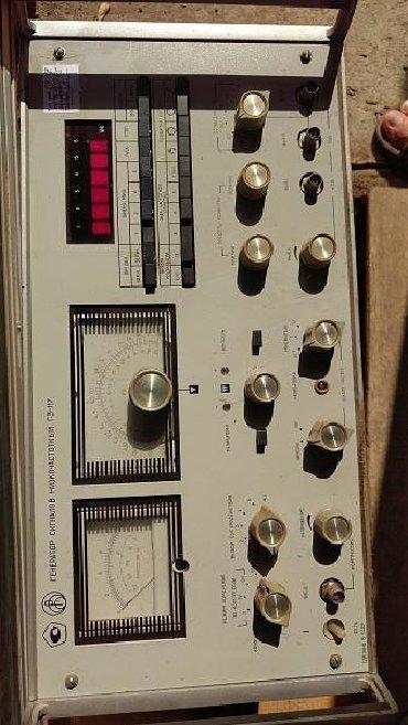 Генераторы - Кыргызстан: Куплю генератор высоко частотный.и низко частотный