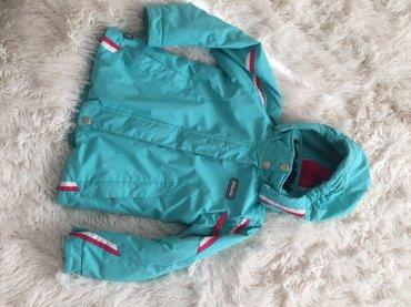 Продаю детский горнолыжный костюм на девочку возраст четыре – пять в Бишкек