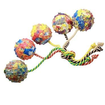 Мяч Gappay большой 7см (полый) со шнуром в Бишкек