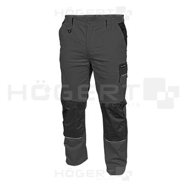 Muške Pantalone | Subotica: PANTALONE HOGERT CRNE S-XXL 069-568-265-3