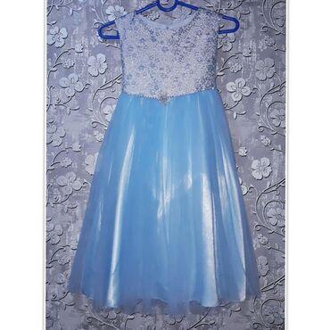 plate na 10 11 let в Кыргызстан: Платье нарядное на девочку, очень красивое!Размер: 5 - 8 лет.Качество