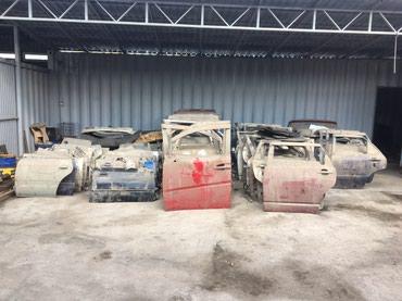 Продаю двери от 1500 сом На: Toyota, Honda, Subaru в Бишкек