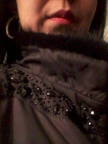 Новое пальто, украшенное камнями и в Бишкек
