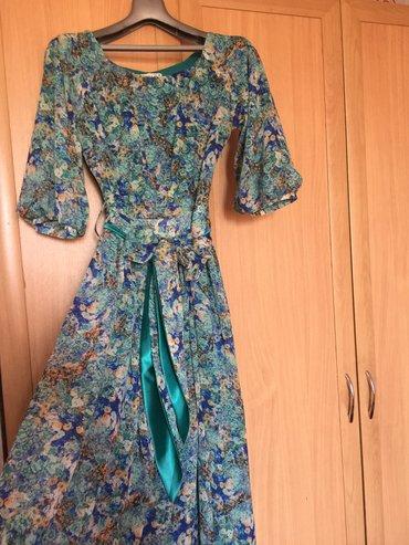 Платье турецкое, размер 42-44 наш, на два в Бишкек