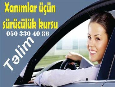 Sürücülük,Təlim kursları Avtomobil Təlimi Sürücülük kursları ABCEE