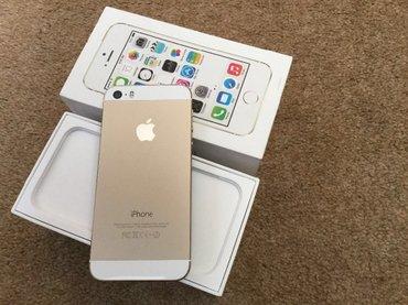срочно! продаю iphone 5s 16gb gold  всё работает без проблем  в отличн в Бишкек