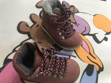 ZARA! детские ботинки с мехом и без  20-25 размеры в Бишкек