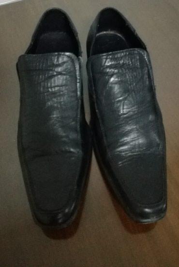 Πωλούνται δερμάτινα παπούτσια Νο44 σε σε Chaidari