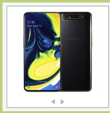 Samsung - Cəlilabad: Yeni Samsung A80 128 GB qara