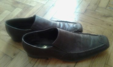 muške kožne cipele br 44  - Krusevac