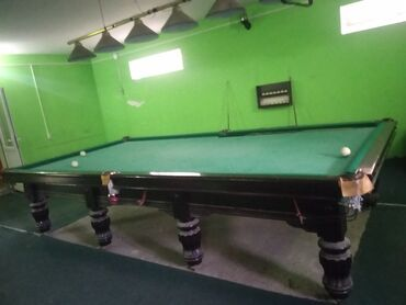 Спорт и хобби - Кара-Суу: Бильярдные столы