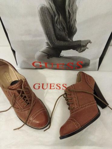 GUESS BY MARCIANOItaly original vrhunske cipele poznatog