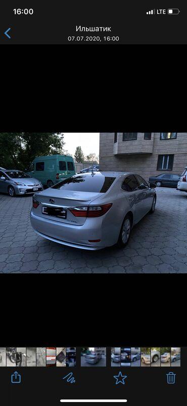 Lexus ES 3 л. 2014