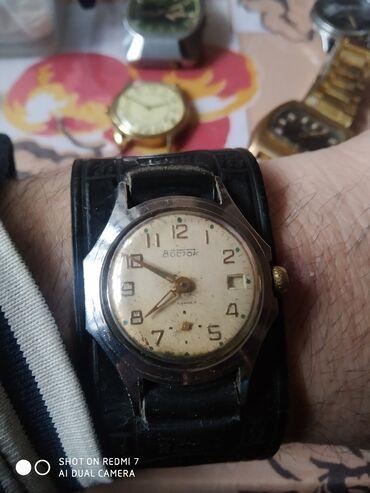 """Часы """"ВОСТОК"""" механика.1960-года.город ош.сегодня акция"""