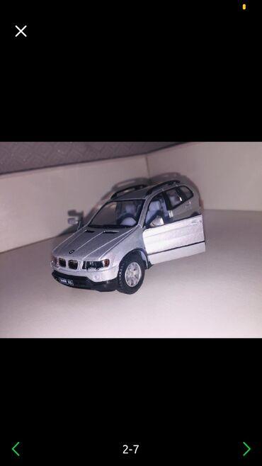 BMW X5 e53///БМВ Х5 е53Масштабная модель Отличное качествоМелкая