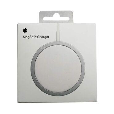 Apple magsafe maqnitli simsiz şarj cihazı ( kabelsiz şarj stansiyası