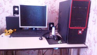 zapchasti ot pk в Кыргызстан: Продаю офисный, рабочий компьютер для учебы