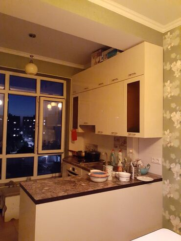 сдается-квартира-в-городе-кара-балта в Кыргызстан: Сдается квартира: 1 комната, 43 кв. м, Бишкек