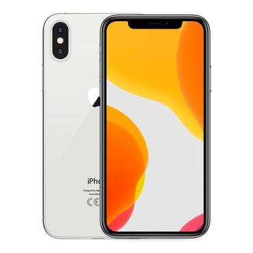 Электроника - Ананьево: IPhone X | 64 ГБ | Белый Б/У | Гарантия, Беспроводная зарядка, Face ID