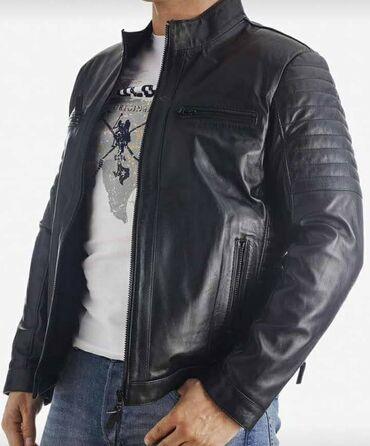 Kozna muska jakna xxl turska
