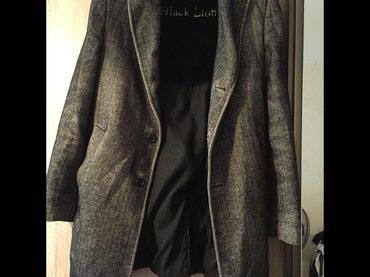 Мужские пальто в Кыргызстан: Продаю пальто BLACK LION производство - Турцияразмер - 48-50цвет -