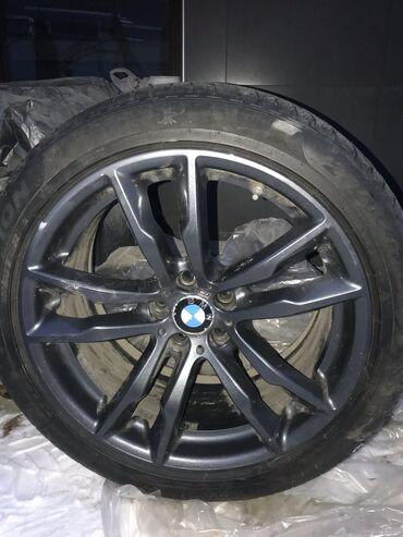 диски шкода r16 в Кыргызстан: Продаю ! !! Зима-липучка! -Dunlop Grandtrek  275/45R20 -Pirelli 285/