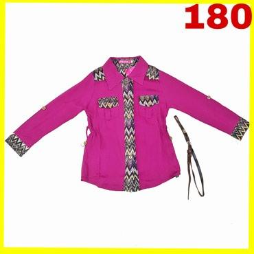Рубашки для девочек в Бишкек