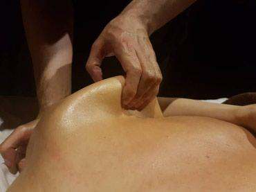 Массаж лопаточкой зоны - поможет избавиться от болей в спине и шеи. в Бишкек
