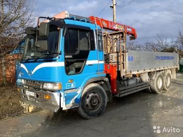 Услуги манипулятора договорная в Бишкек